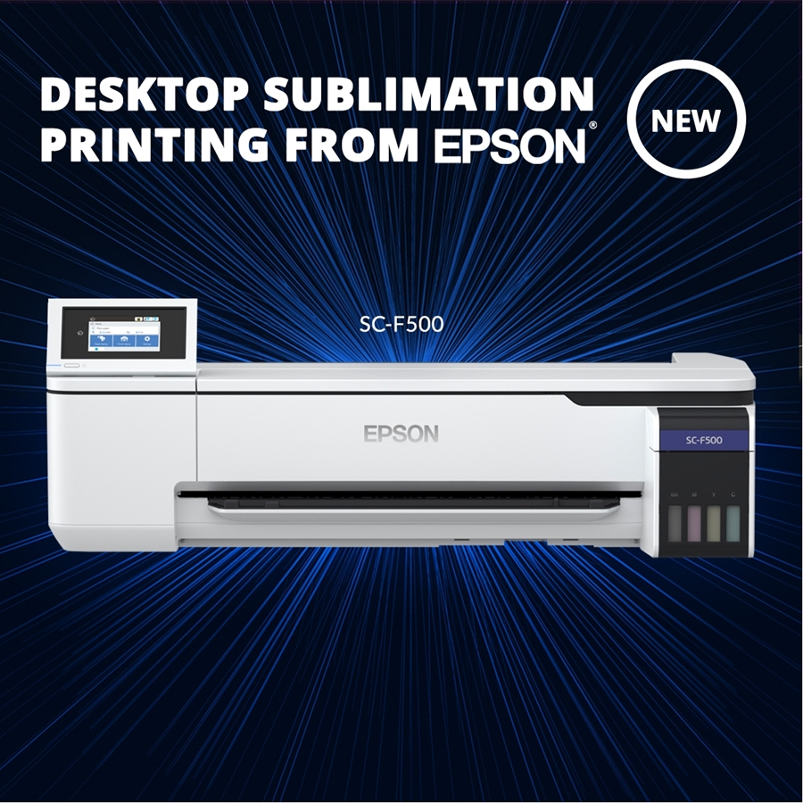 Desktop Sublimation Printing From Epson