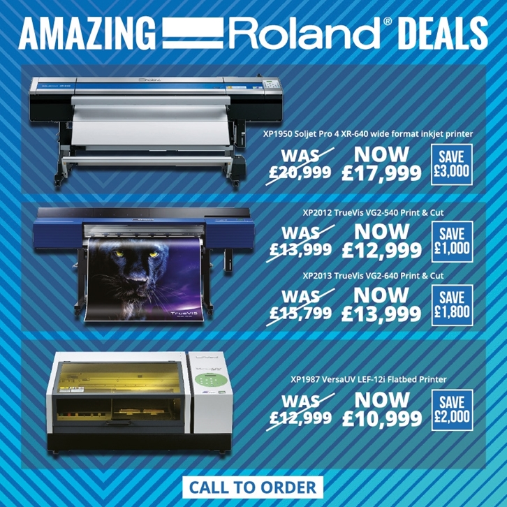 Ridiculous Roland Deals