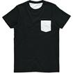 Picture of Vanilla Men's Sublimation Pocket Cotton T-Shirt