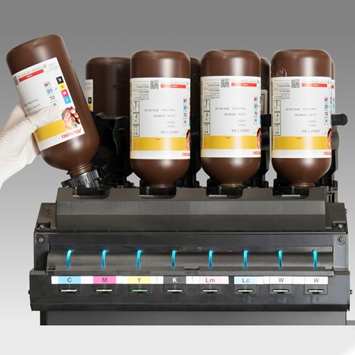 Picture of Mimaki LUS150 Flexible LED UV Ink For JFX500