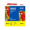 Picture of Mimaki SB53 Sublimation Ink 2L