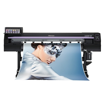 Picture of Mimaki CJV150-160 Print and Cut - Includes Inks and Take-Up