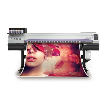 Picture of Mimaki JV150-130 Printer - Includes Inks and Take-Up System