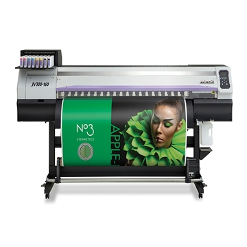 Picture of Mimaki JV300-160 PLUS Printer - Includes Inks and Take-Up