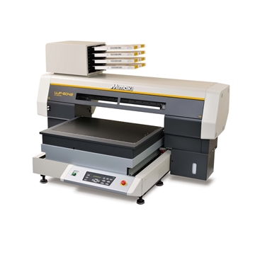 Picture of Mimaki UJF-6042 Flatbed LED UV A2 Printer