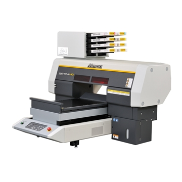 Picture of Mimaki UJF-3042HG Flatbed LED UV A3 Printer