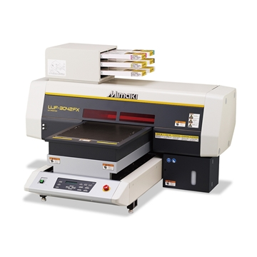 Picture of Mimaki UJF-3042FX Flatbed LED UV A3 Printer