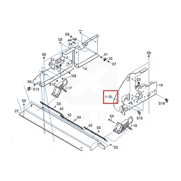 Picture of Roland BN-20 Absorber 1000008757
