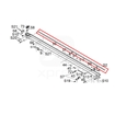 Picture of Roland Linear Scale - Encoder Strip 1000002665 SP/VP/VS300i