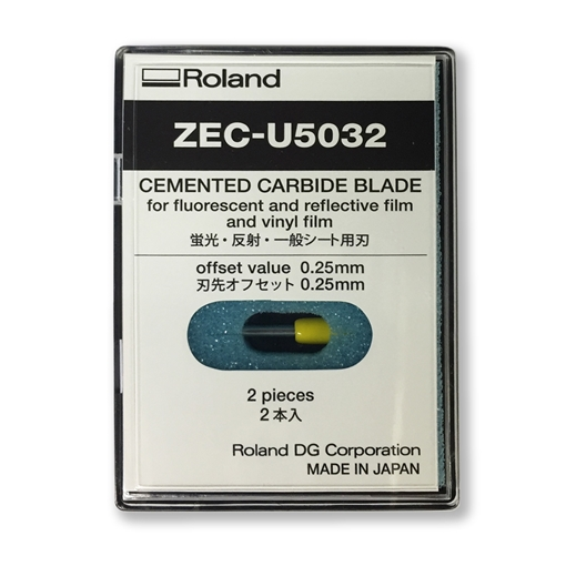 Picture of Roland Genuine Roland ZEC-U5032 Cutting Blade (Pack of 2)