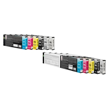 Picture of Roland Eco-UV4 Ink Cartridge For LEF/LEJ Printers 500/220cc