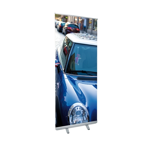 Picture of Eco 850 Black Roller Banner Cassette (850mm x 2000mm)