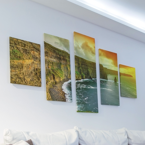 Picture of Satin Art Canvas 430gsm (1370mm x 18m Roll)