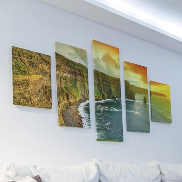 Picture of Satin Art Canvas 430gsm (1520mm x 18m Roll)