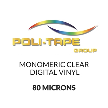 Picture of Poli-Print Mono Clear Digital - 80mic - 500mm x 25m