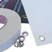 Picture of Edge-It Banner Finishing Tape, Single Sided 40mm x 25m Roll
