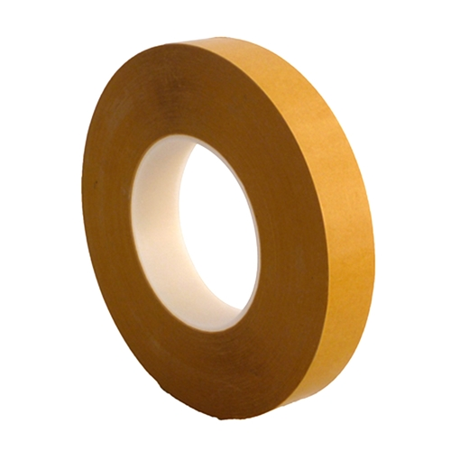 Picture of Double Sided UPVC Tape - White 25mm x 50m Roll