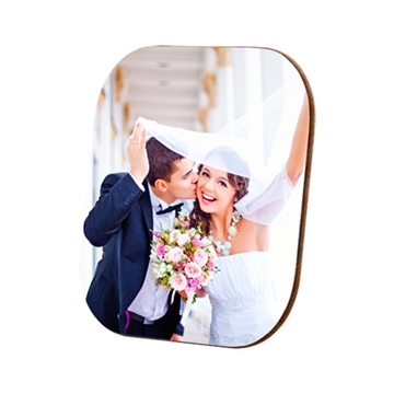 Picture of UniSub Square Hardboard Coaster 102mm (Pack of 40)
