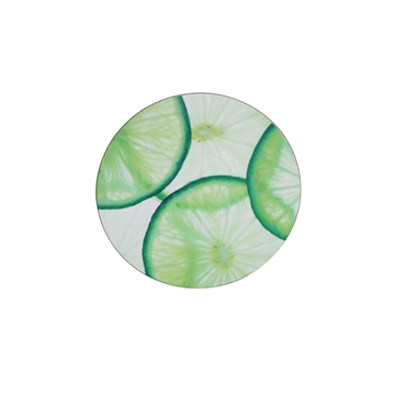 Picture of Unisub Round Hardboard Coaster - 9cm Diameter (Pack of 40)