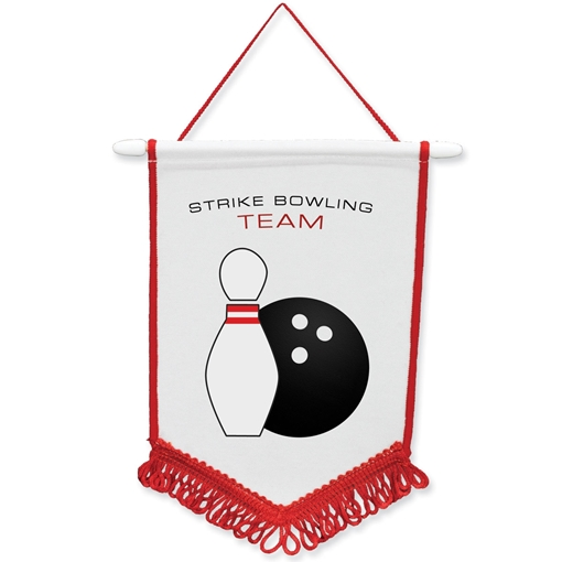 Picture of Pennant 20cm x 13cm (Pack of 10)