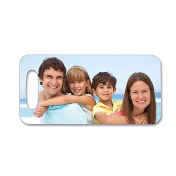 Picture of Unisub Rect. Luggage/Bag Tag - 2-sided - 9x5cm (Pack of 50)
