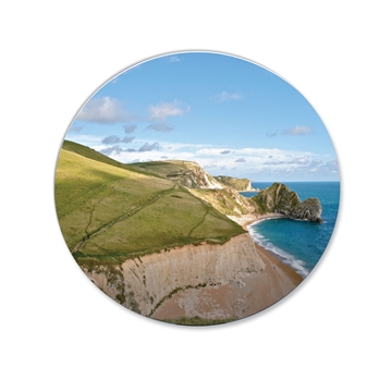 Picture of Unisub Circular Fridge Magnet - 63mm Diameter (Pack of 50)