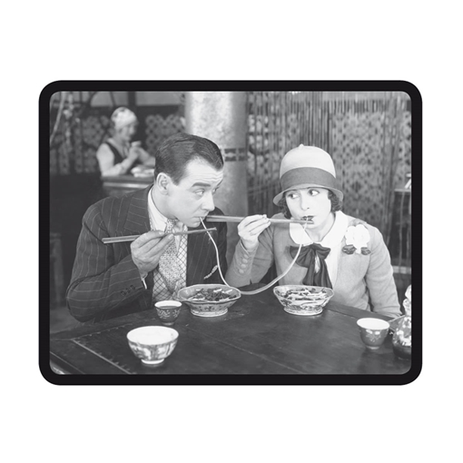 Picture of Unisub Cork-Back Hardboard Placemat - 19cm x 23cm