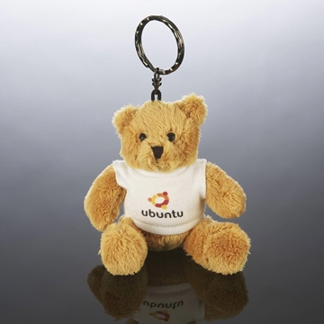 Picture of Teddy Key Ring and 100% Cotton Shirt
