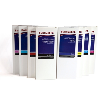 Picture of Sawgrass Sublimation IQ Ink Cartridges For Epson 4450/4880
