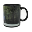 Picture of Black Sublimation Mug With White Panel 11oz (Box of 36)