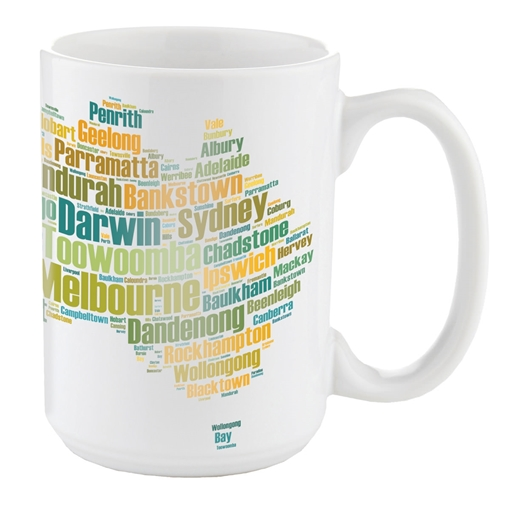 Picture of Mighty Mug For Sublimation 15oz (Box of 24)