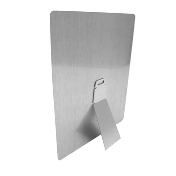 Picture of ChromaLuxe Tabletop & Wall Display Easels - Small 51 x 140mm
