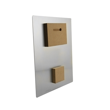 Picture of ChromaLuxe MDF Display Mount Set (2 Piece)