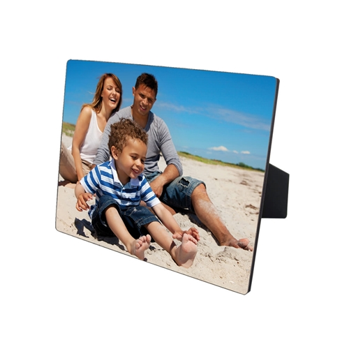 Picture of ChromaLuxe Rectangular Photo Panel with Easel 127mm x 179mm