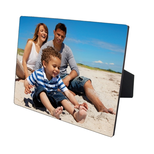 Picture of ChromaLuxe Rectangular Photo Panel With Easel 200mm x 300mm