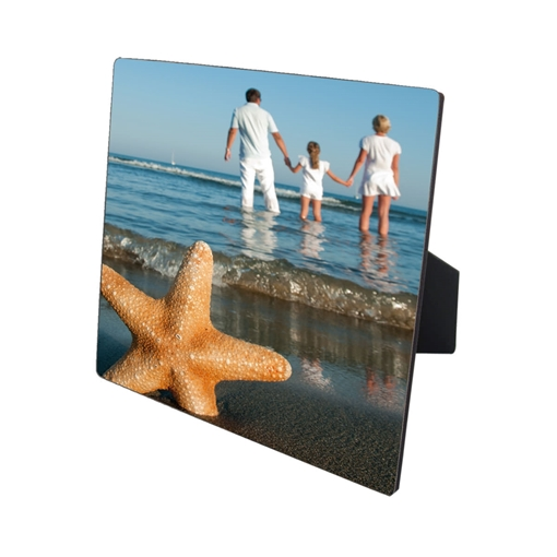 Picture of ChromaLuxe Square Photo Panel With Easel 152.4mm