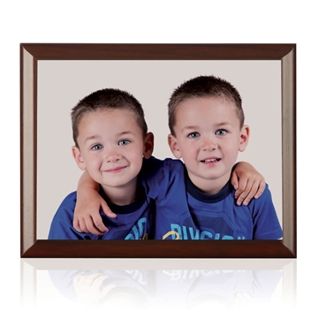 Picture of UniSub Rectangular Plaque For Wall Display 228.6mm x 304.8mm
