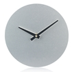 Picture of Unisub Silver Round Wall Clock Kit 206.38mm