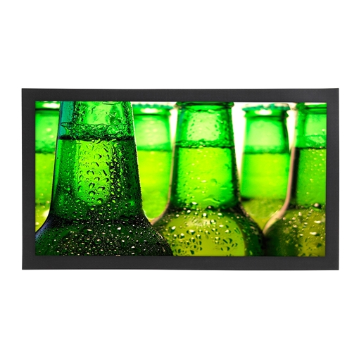 Picture of Bar Runner Rubber Edge and Back 44cm x 25cm