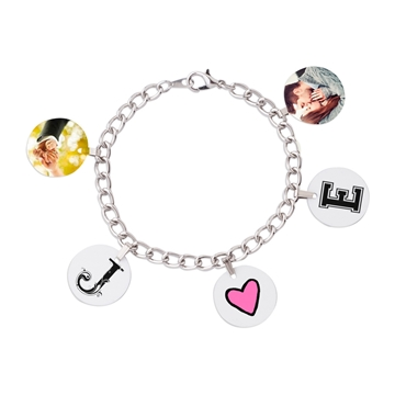 Picture of Unisub Charm Bracelet (Pack of 5)