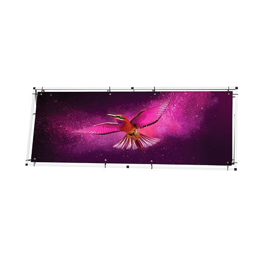 Picture of Textile Outdoor Banner Frame W:2.34m x H:840mm