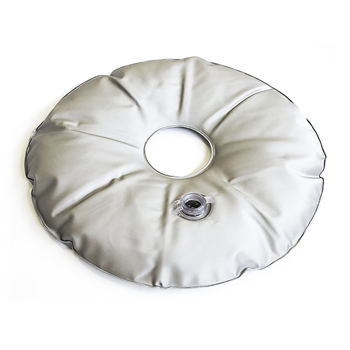Picture of Metal x / Round Flag Base Water Bag