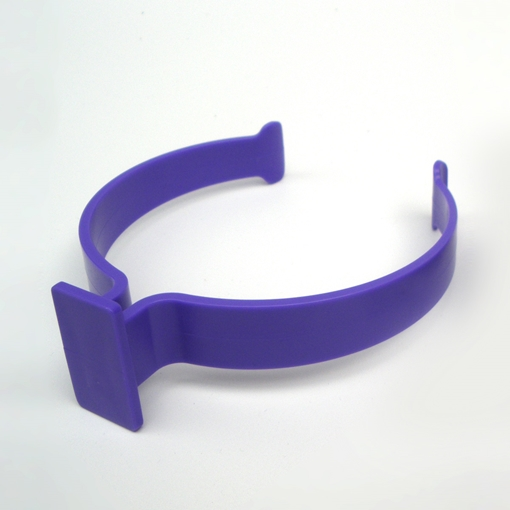 Picture of Vinyl Clip (Small) For Rolls 80mm - 114mm Diameter