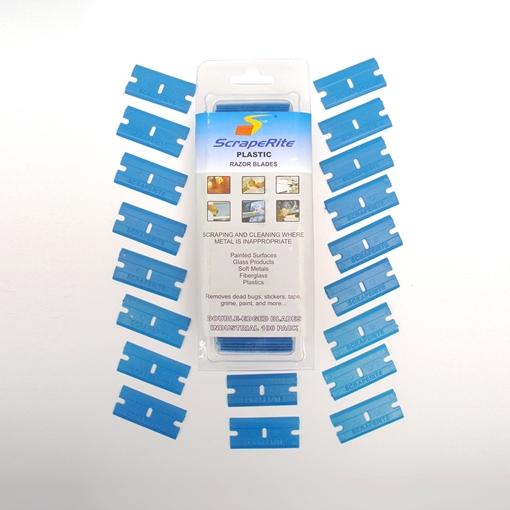 Picture of Blue Scraperite Blades (Pack of 100)