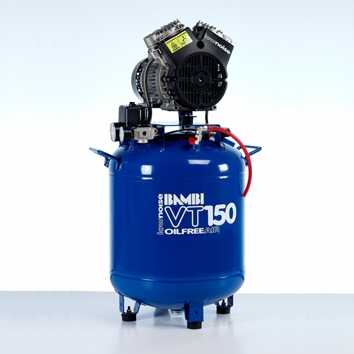 Picture of Bambi - VT150 Oil Free Ultra Low Noise Compressor (50L)