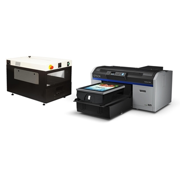 Picture of Epson SC-F2100 DTG Printer & Pre-treatment Unit Bundle
