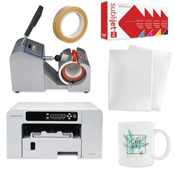 Picture of Sublimation Mug Package (Printer and press)