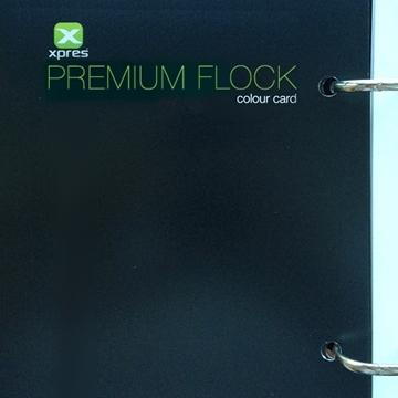 Picture of Premium Flock - Swatch Card