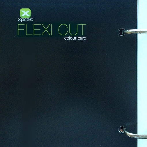Picture of Flexi Cut - Swatch Card