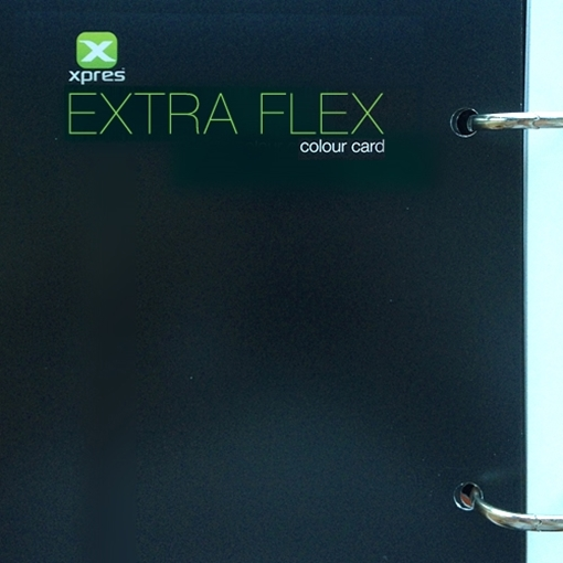 Picture of Extra Flex - Swatch Card